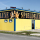 Spielhalle Ochsendorf   Hallenbau Giesler & Co. GmbH