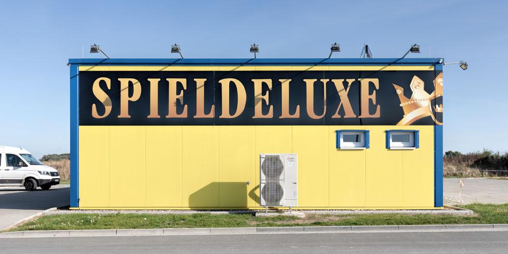 Spielhalle Ochsendorf | Hallenbau Giesler & Co. GmbH
