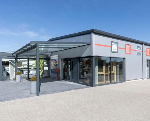 Hallenbau Hillerse Giesler & Co. GmbH | MBÖ Bauelemente GmbH