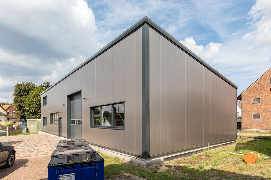 Kreyenberg Präzisionstechnik Burgwedel | Hallenbau Giesler GmbH
