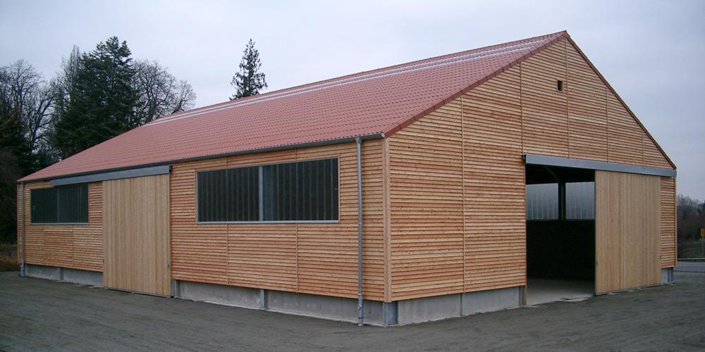 Feldscheune Wolfenbüttel-Halchter