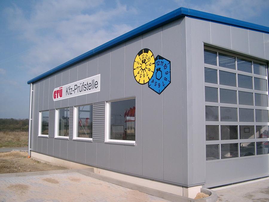 GTÜ Kfz-Prüfstelle, Wolfsburg-Heinenkamp